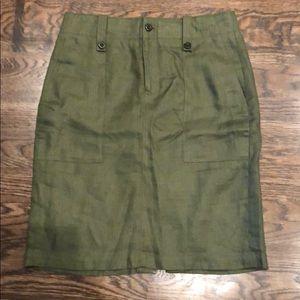 J. Crew Skirts - J.Crew pencil skirt